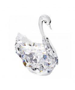 Svane af tjekkisk krystal