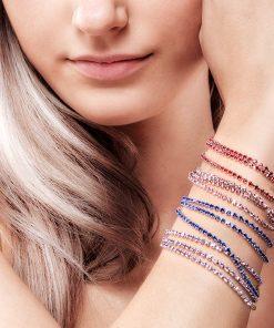 Charlot armbånd flere farver modelbillede