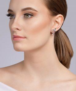 Lumina øreringe manequin
