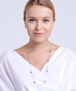 Modelbillede af Gemini halskæde